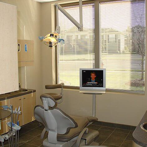 Dental Operation Area - Brier Creek Family Dentistry Raleigh, NC 27617