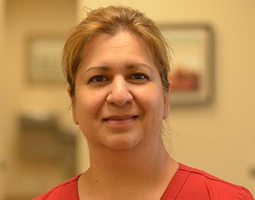 Farrah Mehrabanipour Dental Hygenist