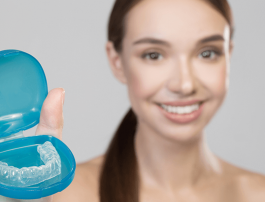 Cleaning Your Night Guard for a Healthy Smile Title